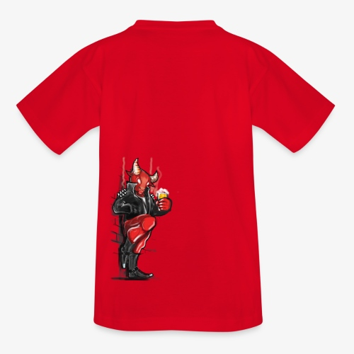 Don't mess with the Bull - Teenager T-Shirt