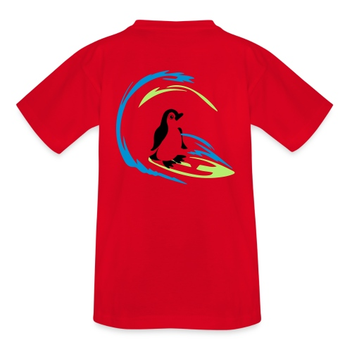 vegi.style surf - Teenager T-Shirt