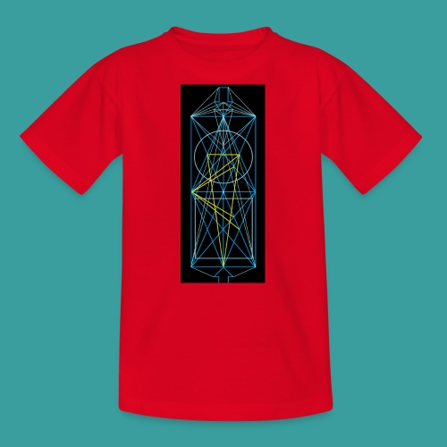 simmetria intelletuale - Maglietta per ragazzi