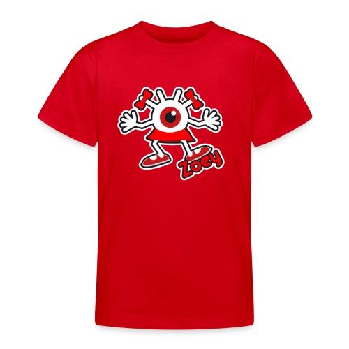 Zoey Full (Color) - T-shirt Ado