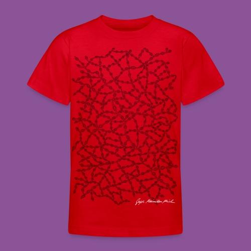 Nervenleiden 54 - Teenager T-Shirt