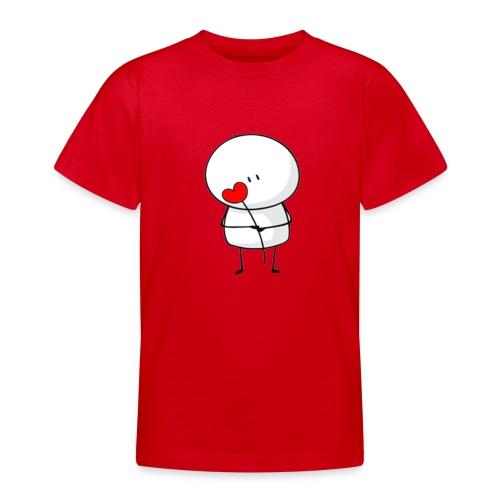 Serduszko - Koszulka młodzieżowa