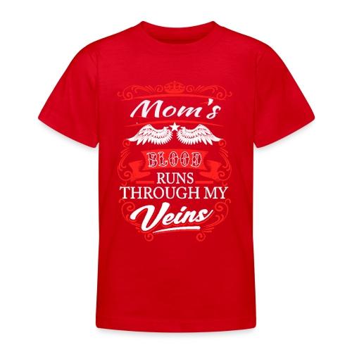 bonne idée pour montrer votre amour à la maman - T-shirt Ado