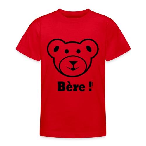 bère png - Teenager T-shirt
