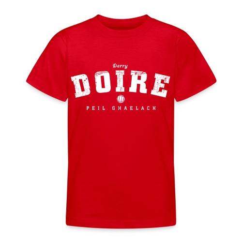 derry vintage - Teenage T-Shirt