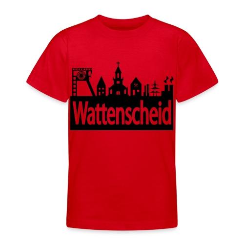 Skyline Wattenscheid - Teenager T-Shirt