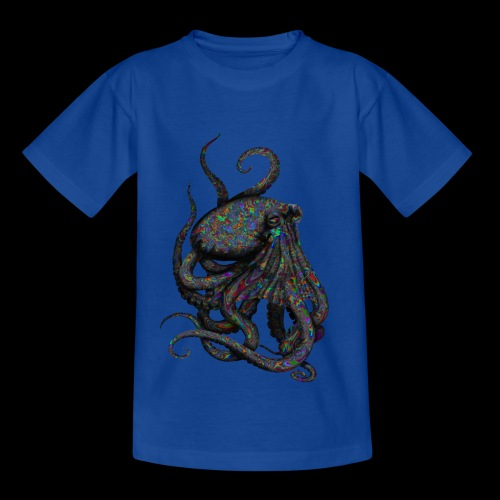 Oktopus Goa - Teenager T-Shirt