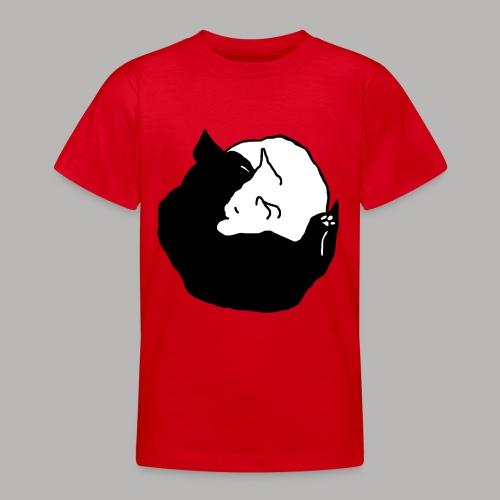 YinYang - Teenager T-Shirt