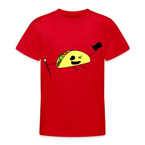 Fancy Taco - T-shirt tonåring