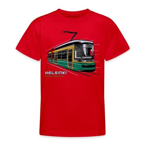 Helsingin Raitiovaunu T-paidat, 154 upeaa tuotetta - Nuorten t-paita