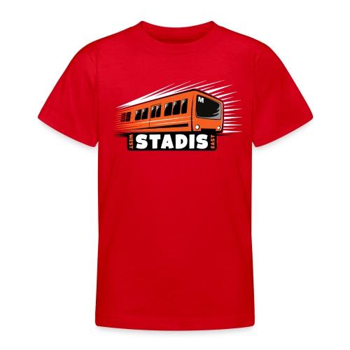 STADISsa METRO T-Shirts, Hoodies, Clothes, Gifts - Nuorten t-paita