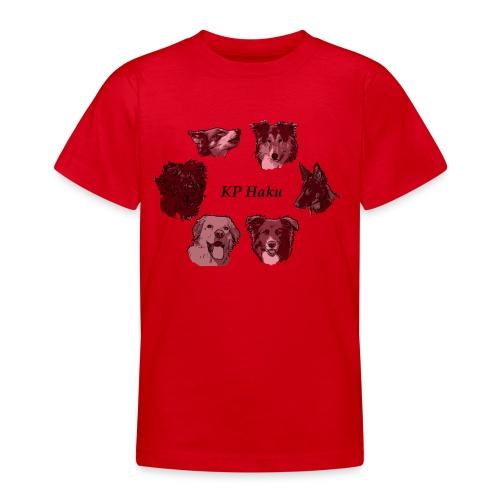 Tintti - Nuorten t-paita