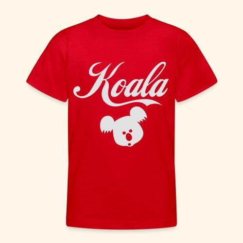 Koala Kawaii Comic Design für Australien Fans - Teenager T-Shirt