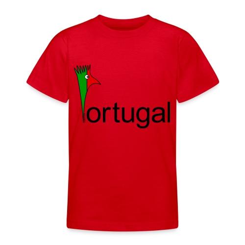 Galoloco - Portugal - T-shirt Ado