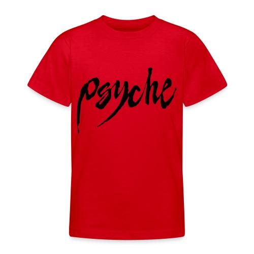 Psyche Logo - High Quality - Teenage T-Shirt