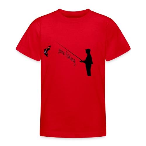Angler - Teenager T-Shirt