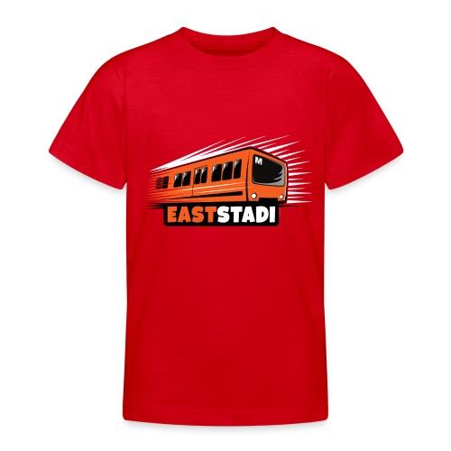 ITÄ-HELSINKI East Stadi Metro T-shirts, Clothes - Nuorten t-paita