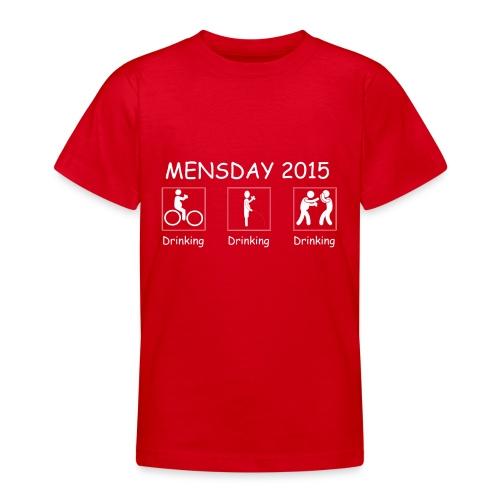 Mensday #02 - Teenager T-Shirt