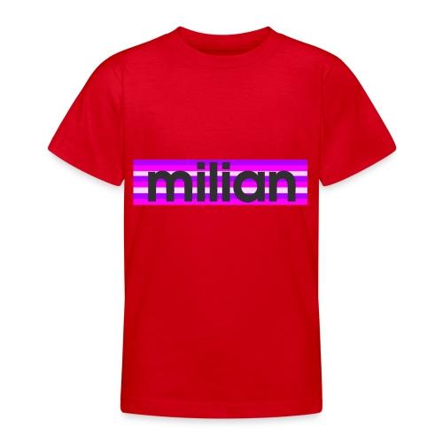 Milian - Teenager T-Shirt