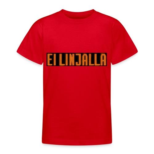 EI LINJALLA - Nuorten t-paita