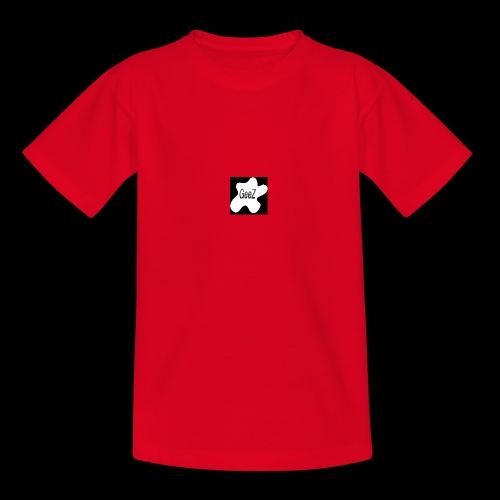 Black/white Art - Teenage T-Shirt