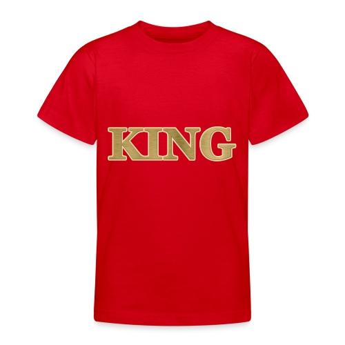 The KING - Teenager T-Shirt