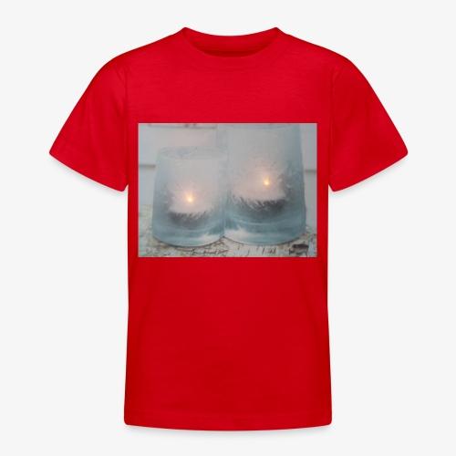 Selectie kaarslicht - Teenager T-shirt