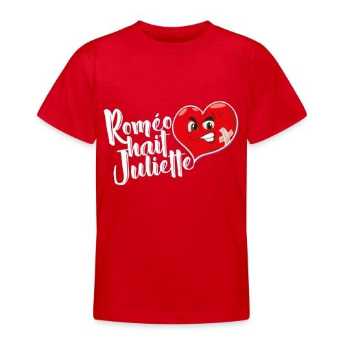 ROMEO ET JULIETTE - T-shirt Ado