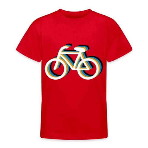 Bicycle Fahrrad - Teenager T-Shirt
