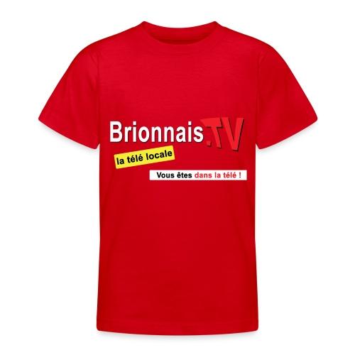 BTV logo shirt dos - T-shirt Ado