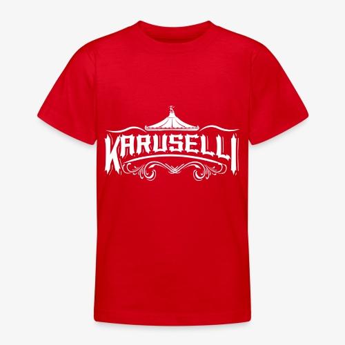 Karuselli - Nuorten t-paita
