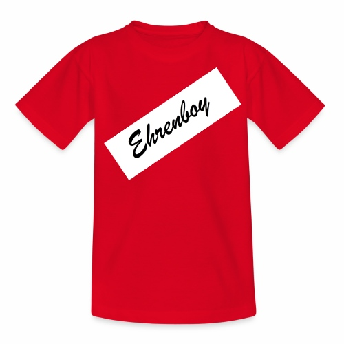 Ehrenboy Merch - Teenager T-Shirt