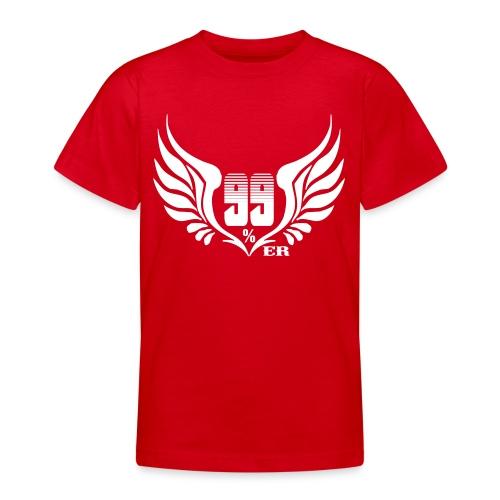 99% - Camiseta adolescente
