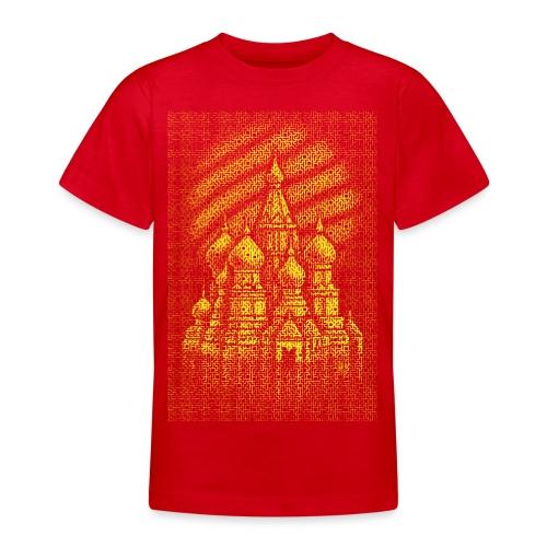 Russian Bricks - Teenage T-Shirt