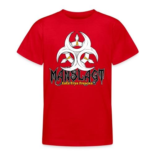 Ostfriesland Häuptlinge Manslagt - Teenager T-Shirt