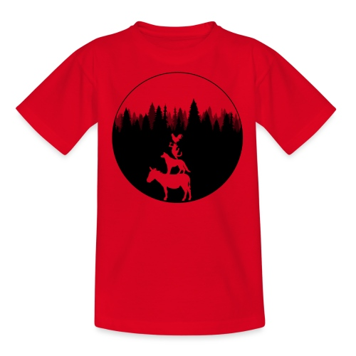 Bremen - Stadtmusikanten - Teenager T-Shirt