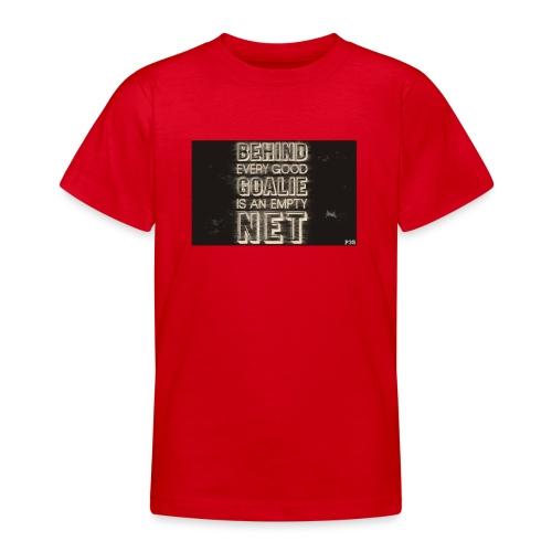 Nachricht des Torhüters - Teenager T-Shirt