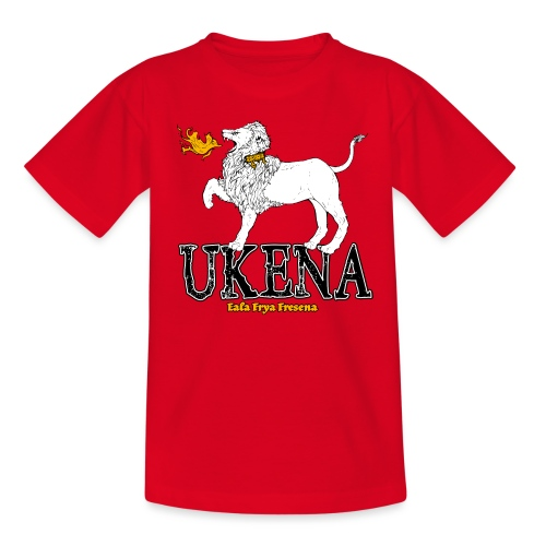 Ostfriesland Häuptlinge Ukena - Teenager T-Shirt