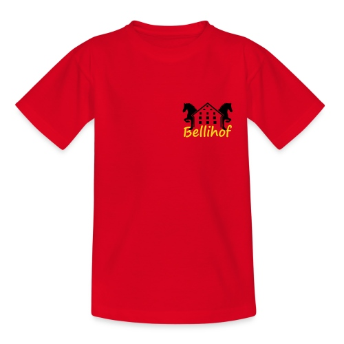 Logo Bellihof - Teenager T-Shirt