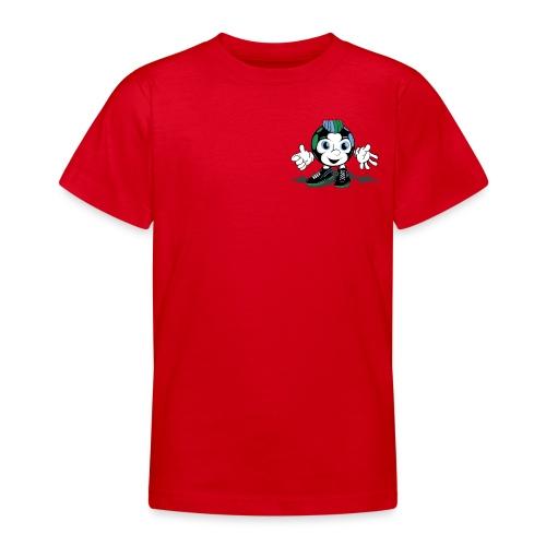 Ulzi mit Schatten Sticker - Teenager T-Shirt