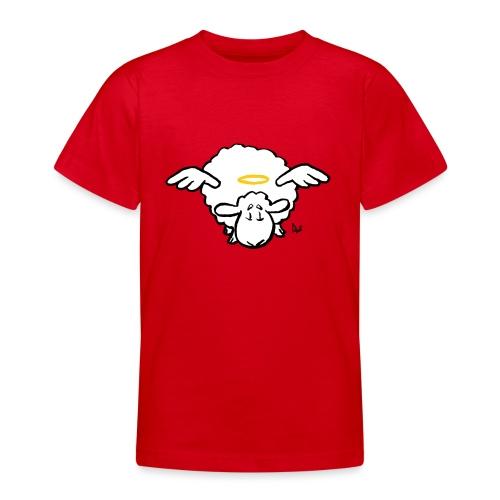 Angel Sheep - T-skjorte for tenåringer