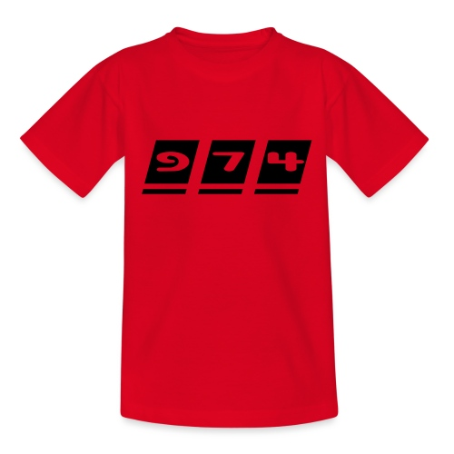 Ecriture 974 - T-shirt Ado