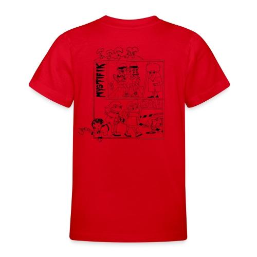 Årets t shirt med korte ærmer 2019 - Teenager-T-shirt