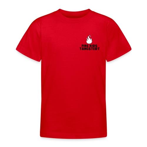 FIRE KIDS LOGO Official - Teenager T-Shirt
