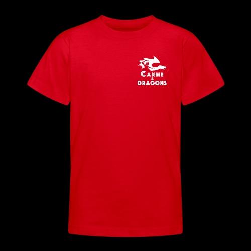 logoC D N B - T-shirt Ado