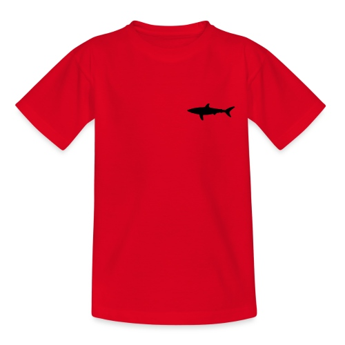 SHARK - Camiseta adolescente