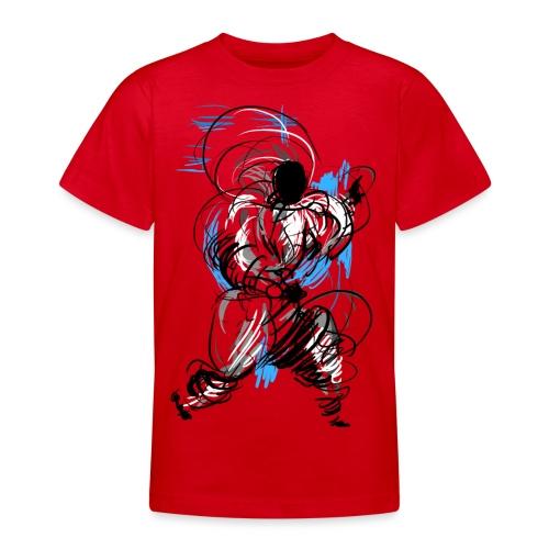 Kung Fu wizard - Teenage T-Shirt