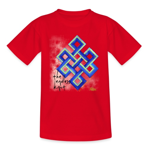 endless knot - Camiseta adolescente