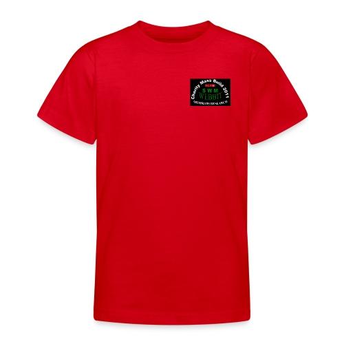 massbuild - Teenage T-Shirt