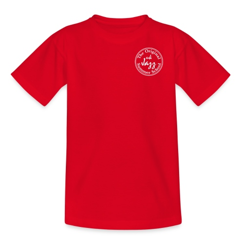 Spread Shirt Logo Badge - Teenage T-Shirt